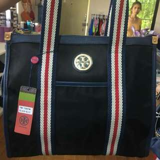 Authentic Overruns Tory Burch Bag
