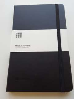 Moleskine legendary notebook