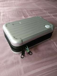 Miniature suitcase