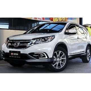 2015 Honda CR-V 2.4 白