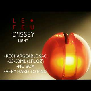 Le Feu D'issey Light by Issey Miyake 30ml edt