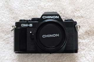Chinon CM5 Film Camera