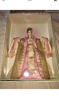 求購!empress of the golden blossom barbie 金花皇后芭比