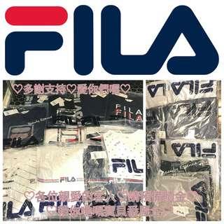 原裝正版Fila T恤