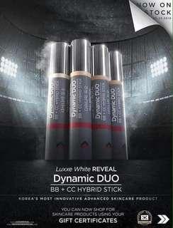 Dynamic duo DD stick.