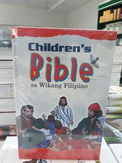 Children's Bible (sa wikang Filipino)