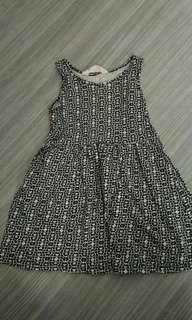 Dress sleeveles
