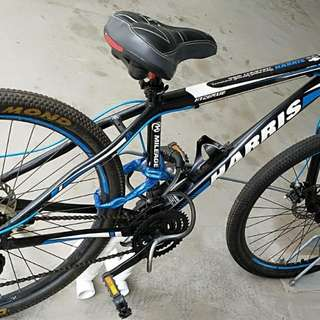 Bicycle With Gear