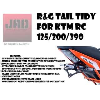 KTM RC 125/200/390 R&G Tail Tidy