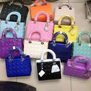 Dior satchel bags