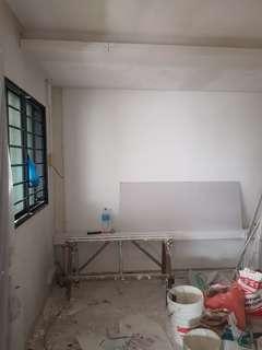 Plastering/Cove Ceiling/Partition Walls/Curtain Pelmet/Lbox