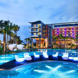 W hotel Sentosa Singapore- 1 night at bargain