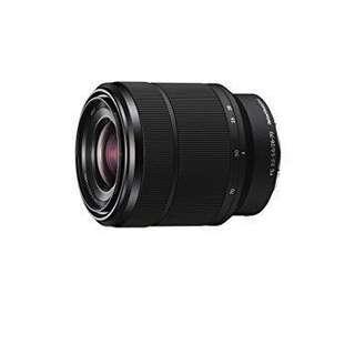 Sony SEL2870 FE 3.5-5.6/28-70 Kit lens