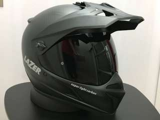 Lazer Enduro Carbon Helmet