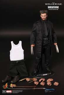 Hot Toys 1/6 Scale The Wolverine