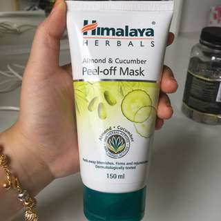 Himalaya Peel Off Mask