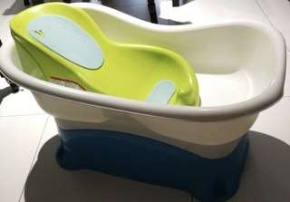 3 pieces bathing tub set (for babies)