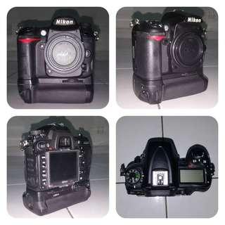 Nikon D7000 low shuttercount