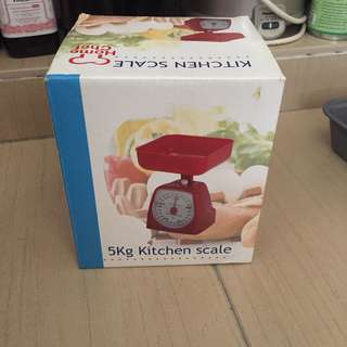 Kitchen Weighing Scale - Baking Utensil/ Tool