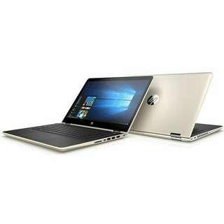Kredit Laptop Hp 14-bw000au ram 4gb hdd 500gb win 10 ori