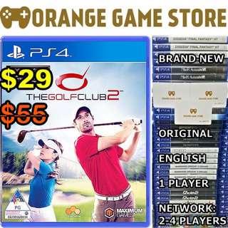 PS4 Golf Club 2