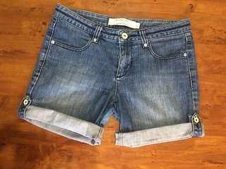 Giordano Denim Shorts