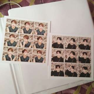 BTS- HwaYangYeongHwa 화양연화 pt.1 Official Photocards