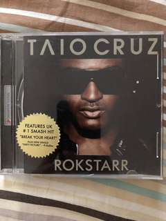 Audio CD Taio Cruz