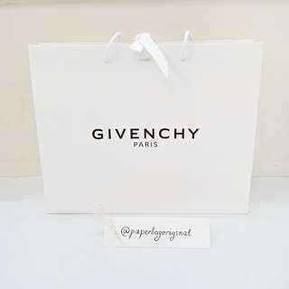 Givenchy Paperbag Authentic paperbag original