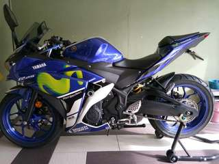 YAMAHA YZF-R25 MOVISTAR