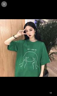 But i like you graphic tee