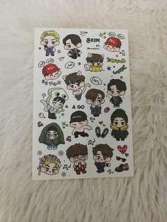 EXO Sehun sticker
