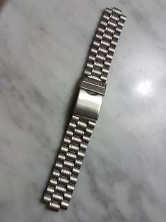 Seiko 18mm S/S Vintage bracelet for Sports or Diver's Watch.