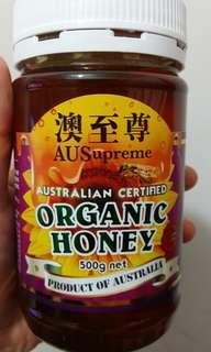 澳至尊 有機蜜糖 Organic Honey