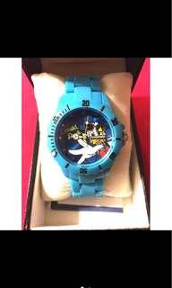 🚚 [限定]迪士尼正版唐老鴨手錶(付盒子)