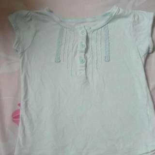 Raya : carters shirt