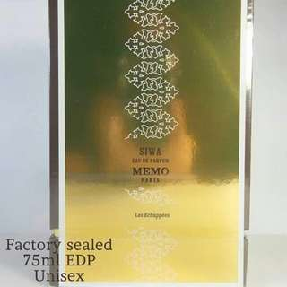 Siwa by Memo Paris 75ml edp