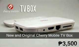 Cherry Mobile TV Box