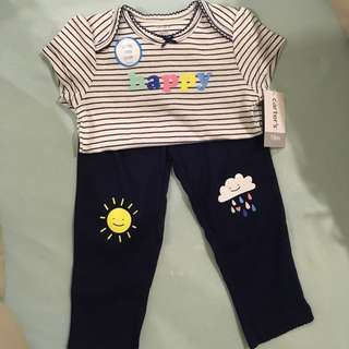 Carter's Baby Shirt & Pants