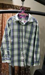 Raya Sale Osh Kosh Kids Shirt Long Sleeve