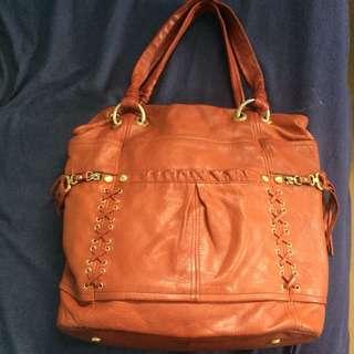 "Authentic 🇺🇸 ""B,makowsky"" shoulder bag bought in newyork."