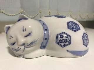 招財貓 - 日本福崗買回來 (有盒)
