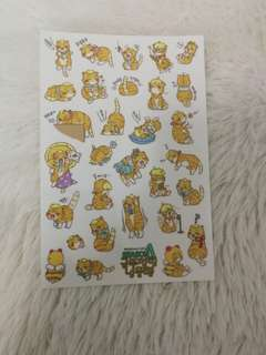 EXO Chen cat sticker