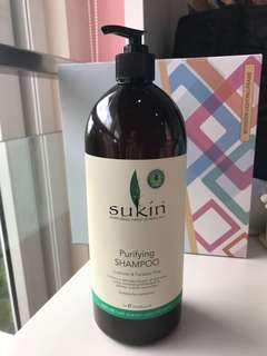 Purifying Shampoo 1L