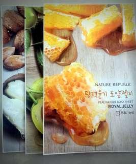 Nature Republic Mask Sheet Original Korea