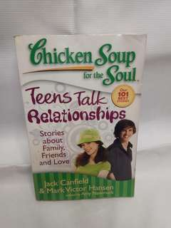 Chicken Soup for the Soul: Teens Edition