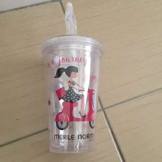 Life's a journey Tumbler by Merle Norman Cosmetic