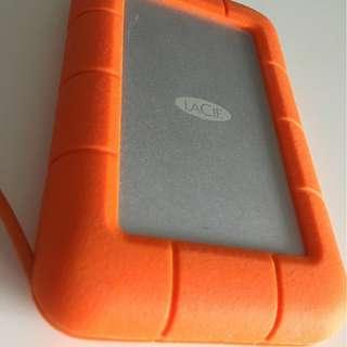 Lacie Rugged Thunderbolt USB 3.0 1TB HDD