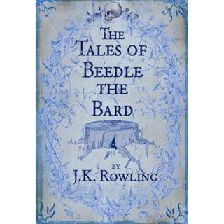 [eBook] The Tales of Beedle the Bard by J.K. Rowling