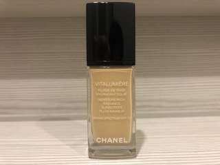 Chanel Vitalumiere Foundation 30ml